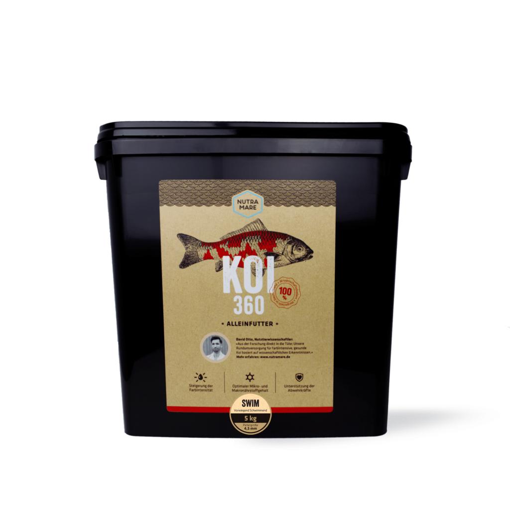 Nutramare Koi360 SWIM 5 kg